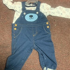 Baby jumper outfit